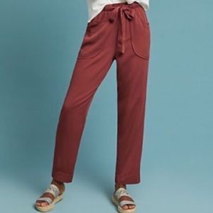 Anthro Dolan Northwestern Casual Jogger Ankle Pant